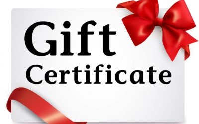 Day Spa Gift Certificates: 5 Reasons Why You Should Buy Them